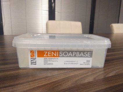 Priehľadná mydlová hmota NEROSIACA SA 1 kg