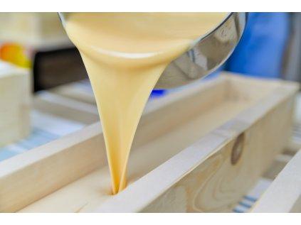 Kurz výroba mydla studeným procesom