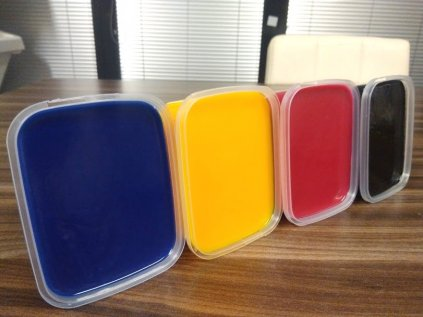 Profesionálne Zenicolor farby