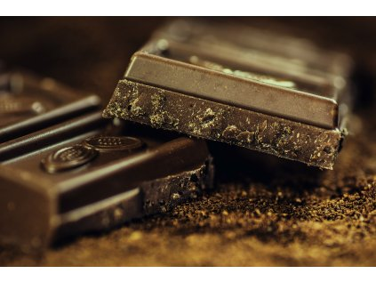 tmava čokoláda vôňa