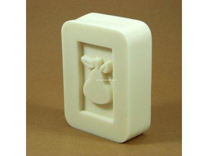 Silikónová forma na mydlo HRUŠKA
