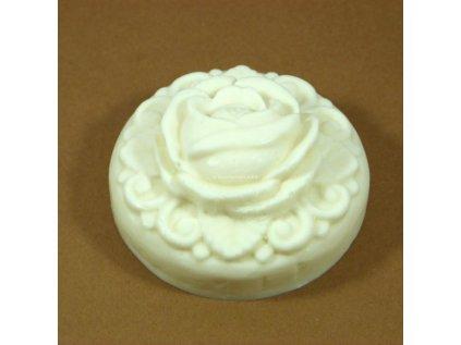 Silikónová forma na mydlo RUŽA I.