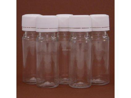 Malá plastová fľaška liekovka 10 ml