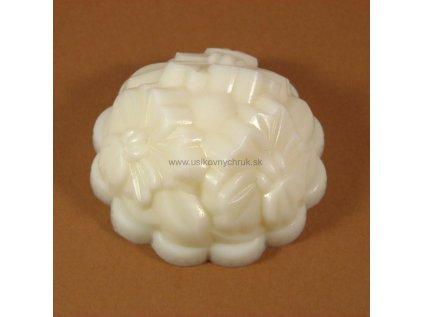 Silikónová forma na mydlo KVET I.