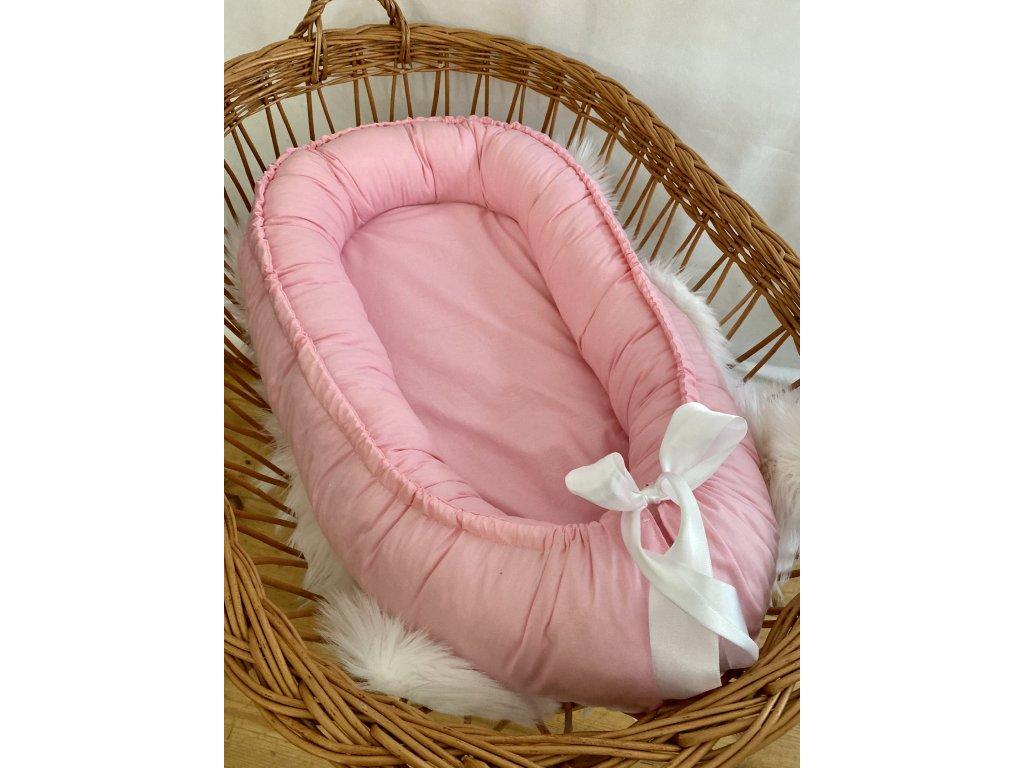 HNÍZDEČKO růžová bavlna