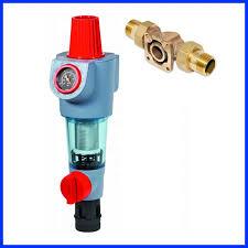Filtry s redukčním ventilem, kombinace - Honeywell