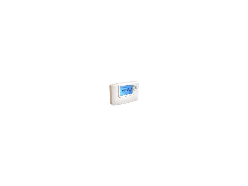 CM907 - Honeywell prostorový, programovatelný termostat řady CMT907, s velkým podsvíceným displejem