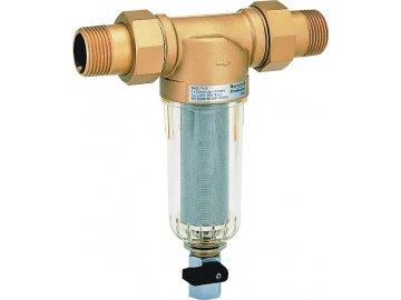 FF06-11/4AA MiniPlus Honeywell - Jemný filtr s proplachem a nerez sítkem