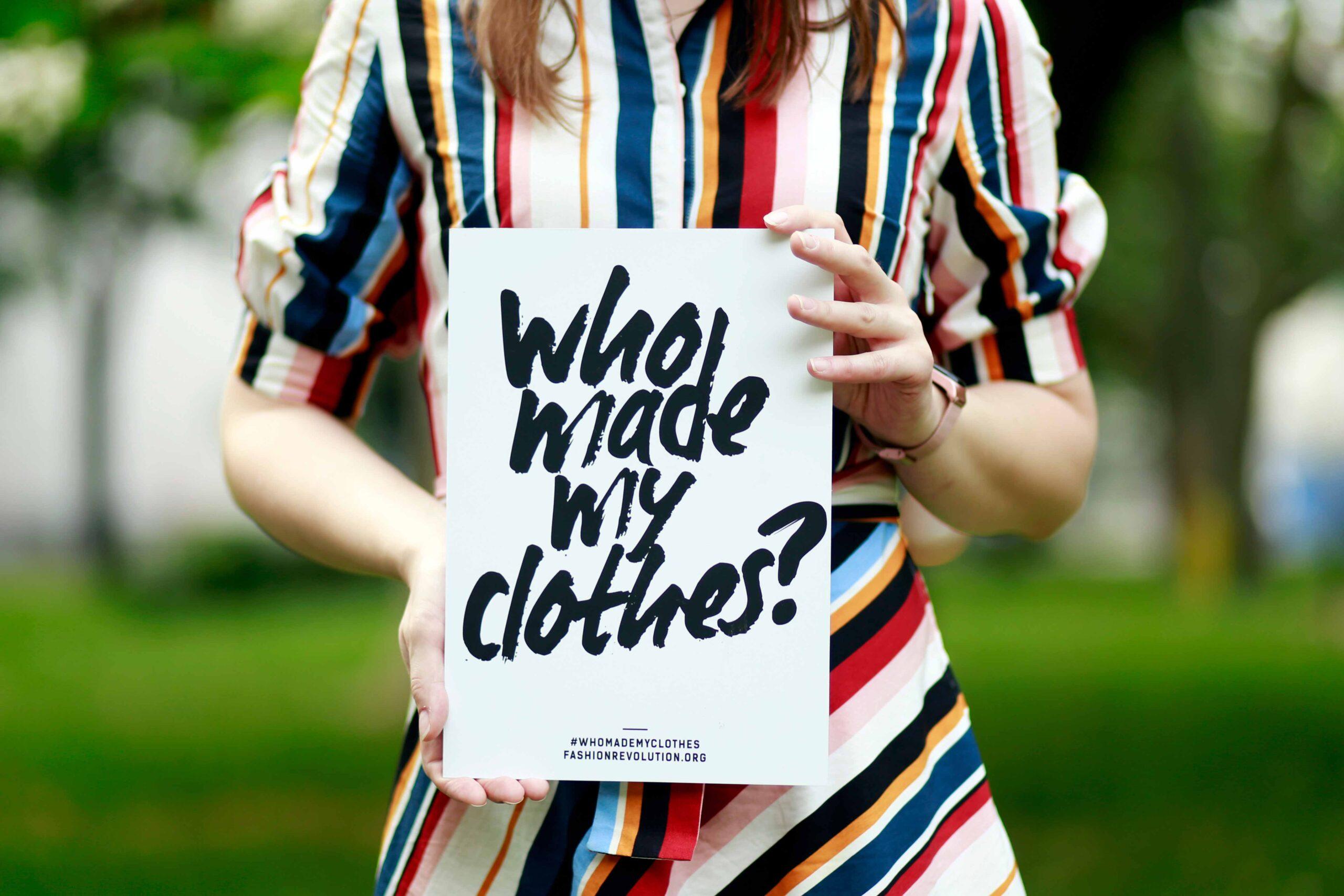 Slow fashion vládne módnímu průmyslu