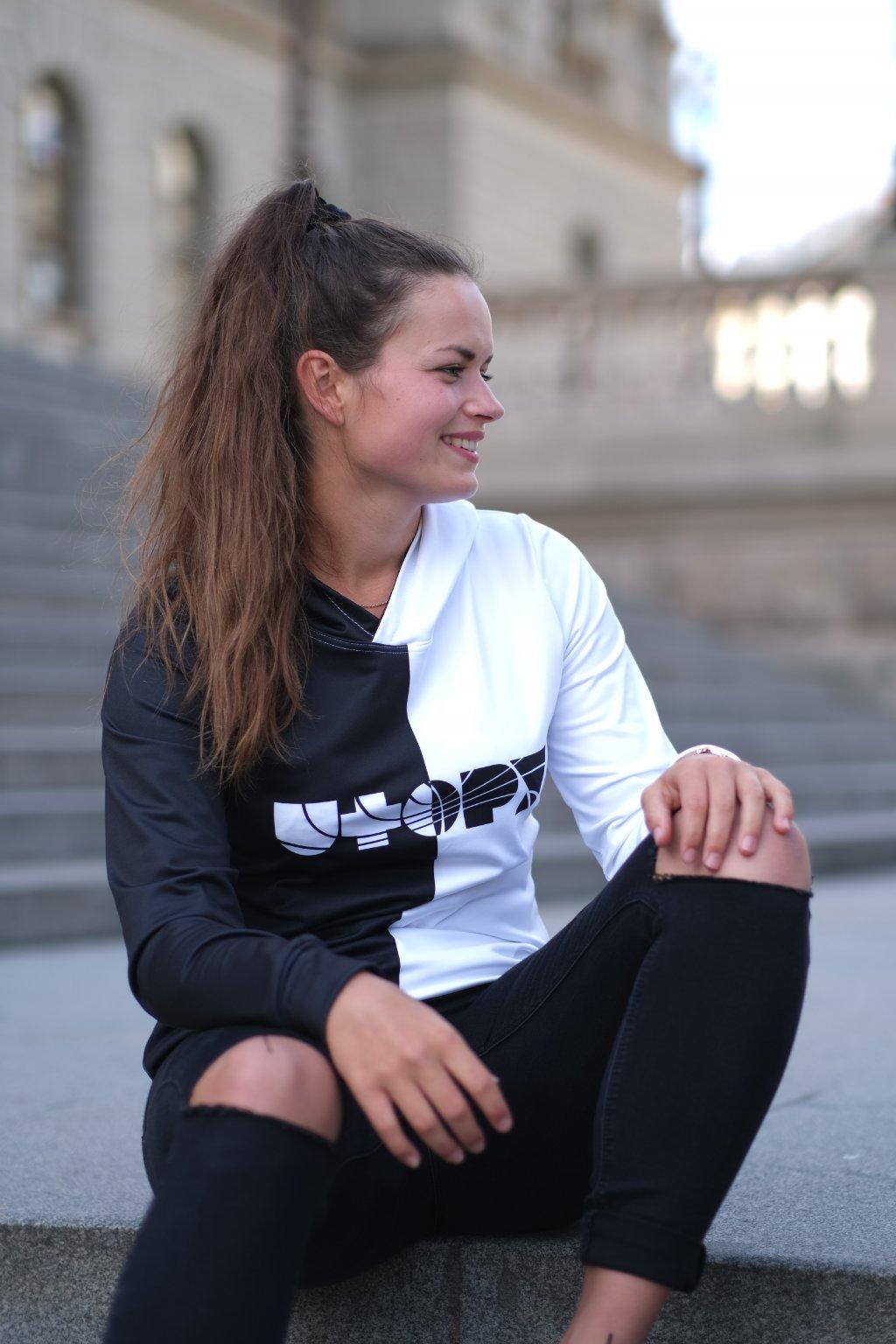 Mikina Harlequeen