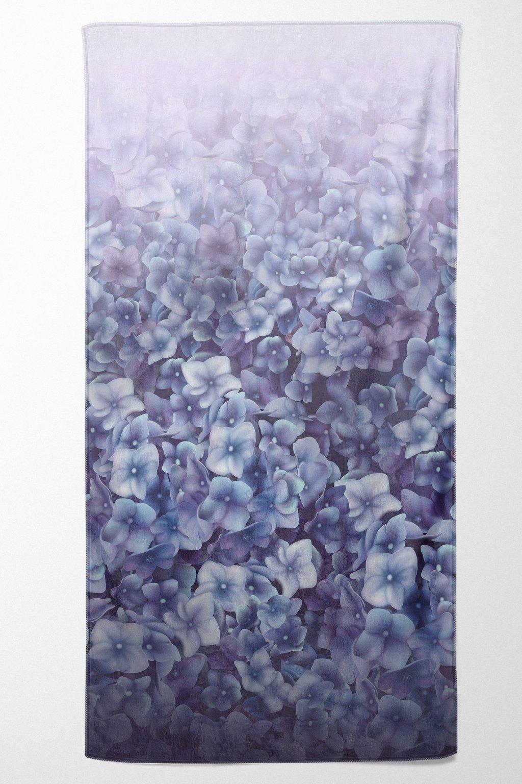 Ručník Violets