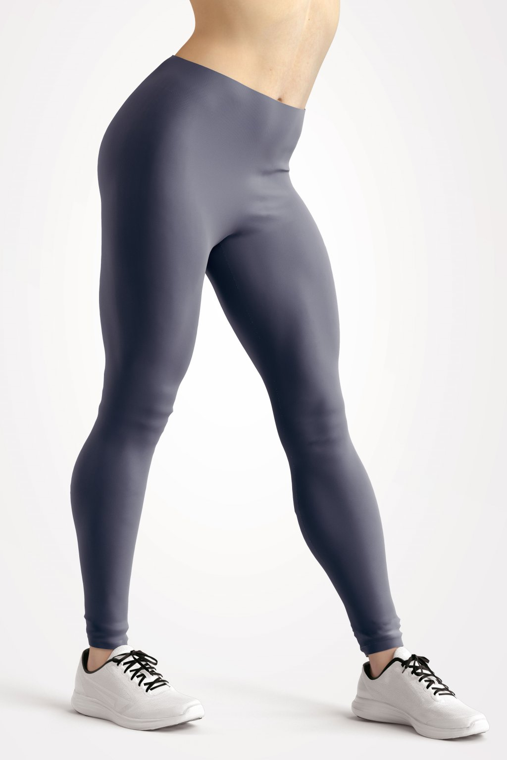 leggings state grey essentials front side by utopy
