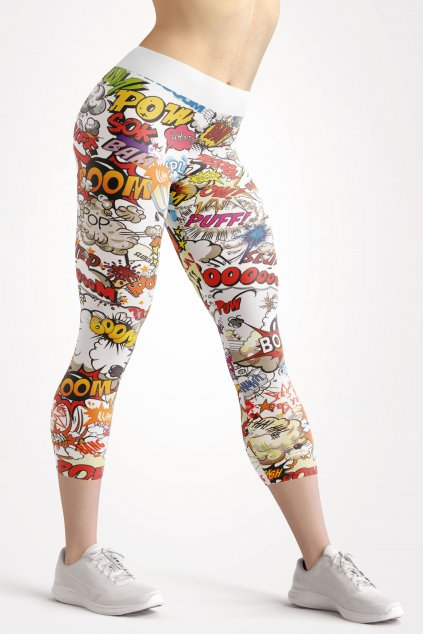 boom 3 4 leggings front by utopy