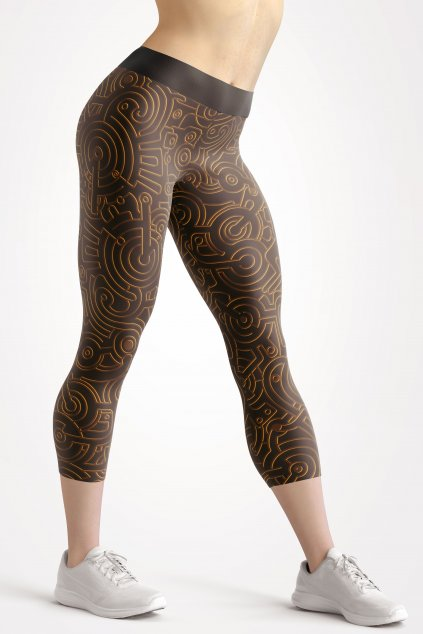 mayen 3 4 leggings front by utopy