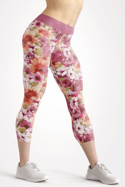 rozes 3 4 leggings front by utopy