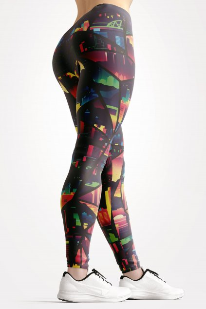 citiy of dawn leggings back by utopy