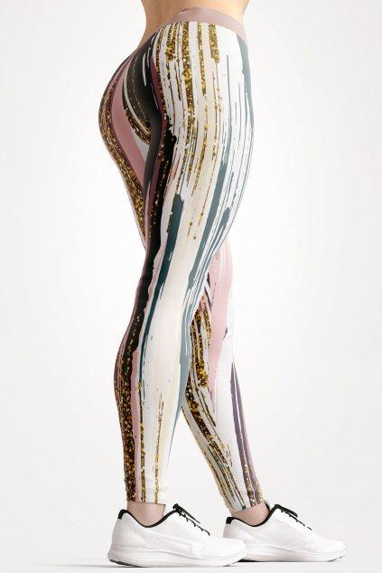 heartfall leggings back by utopy