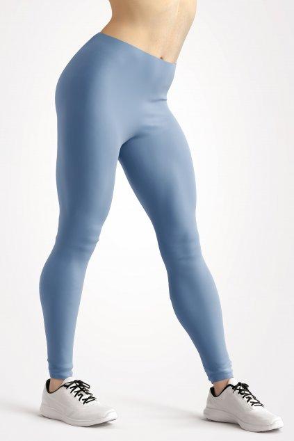 leggings denim blue essentials front side by utopy
