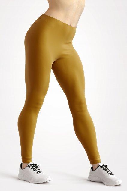 leggings ochre essentials front side by utopy