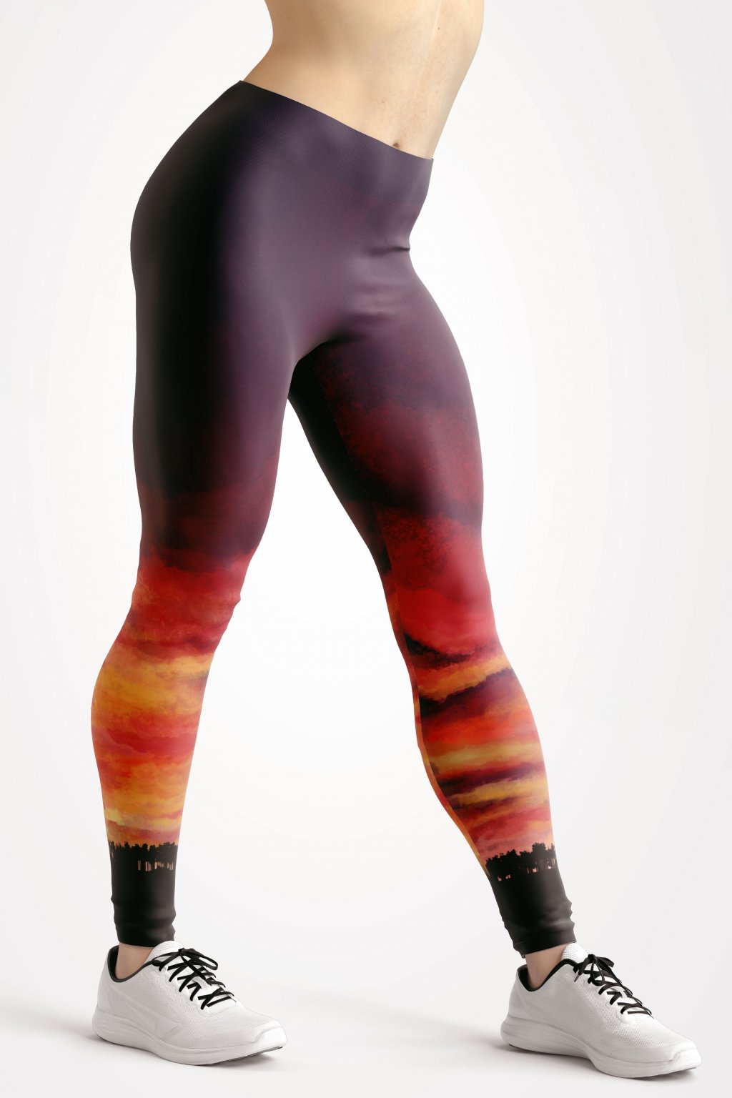 skyfall leggings front by utopy
