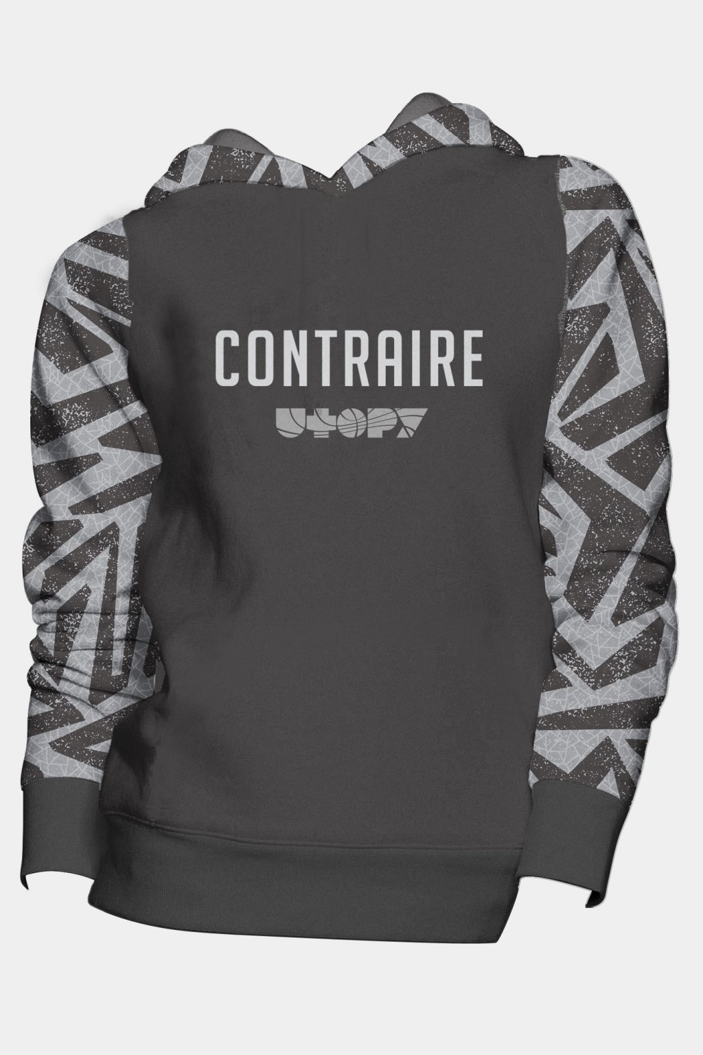 mikina contraire front by utopy