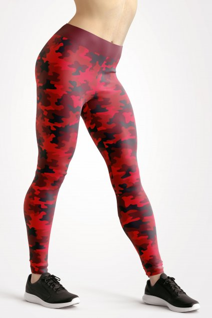 camo red front side by utopy