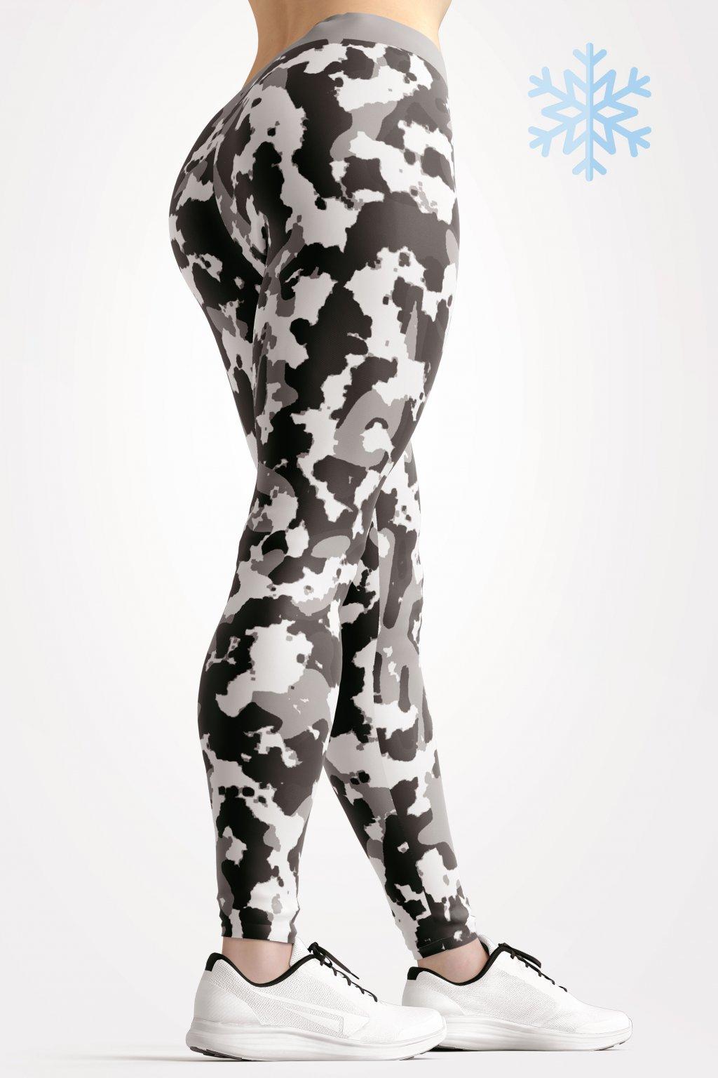 termo leginy art of camo black back by utopy