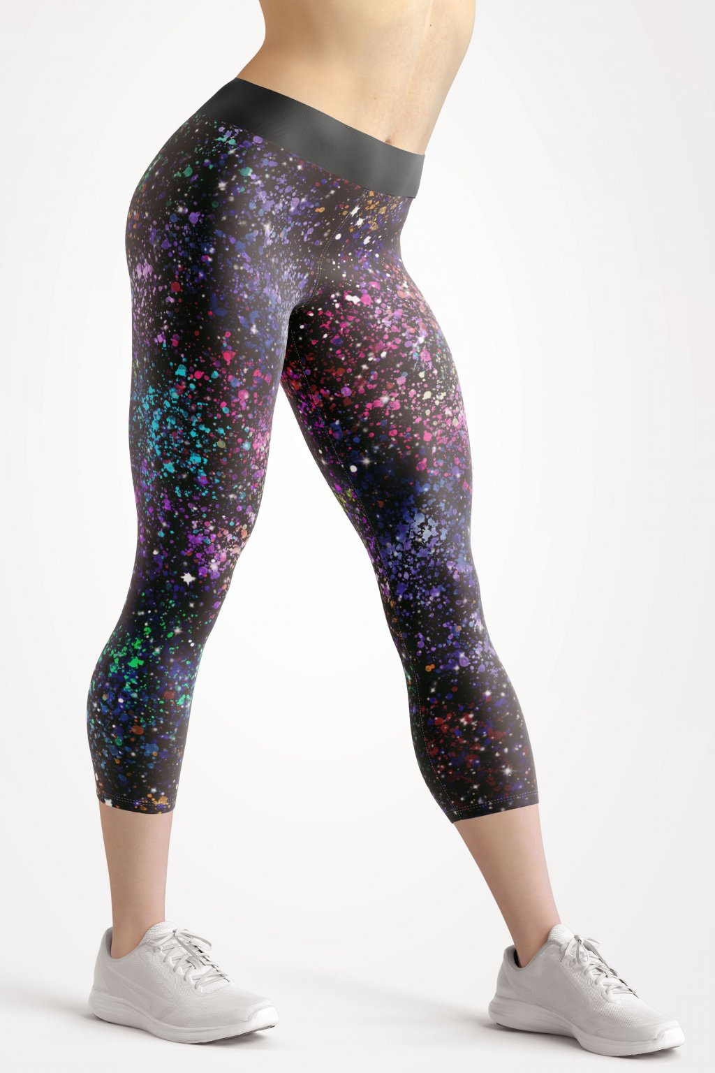 galaxy 3 4 leggings front by utopy