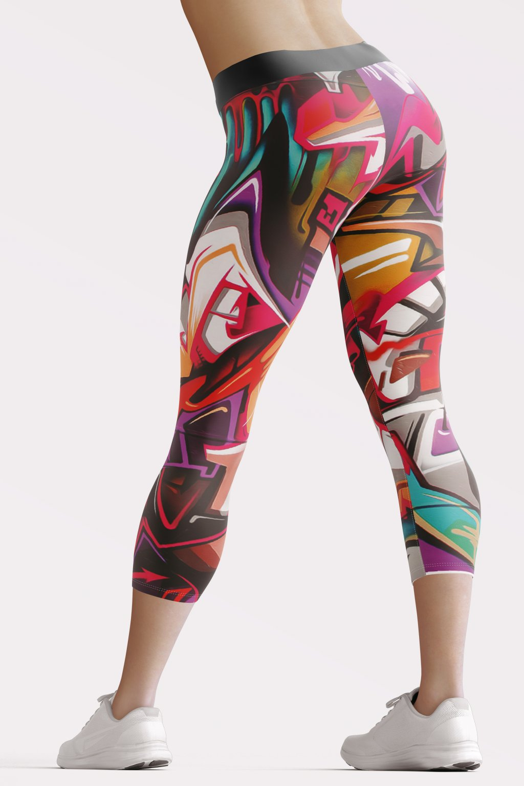 melbourne 3 4 leggings back by utopy