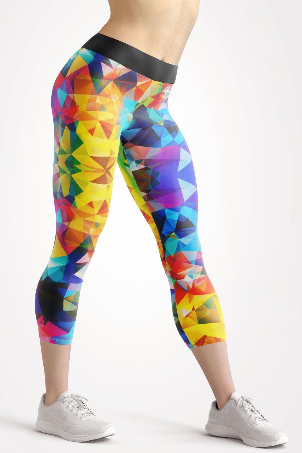 mystique 3 4 leggings front by utopy