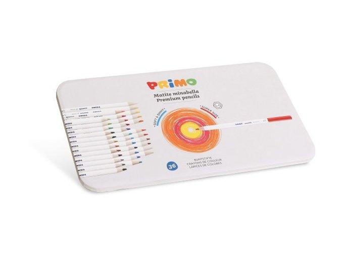 pastelky minabella primo 36 ks lakovane v plechove krabicce 95512 0613113558 1