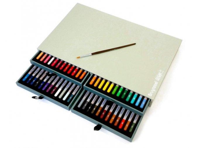 bruynzeel pastelky