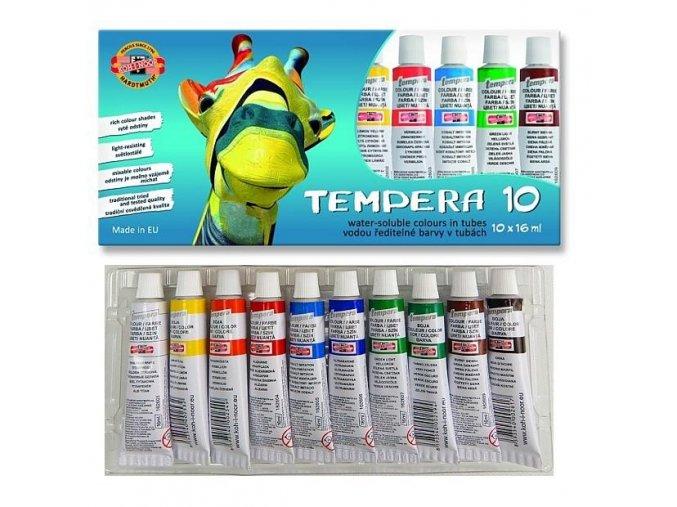 kin tempera 10