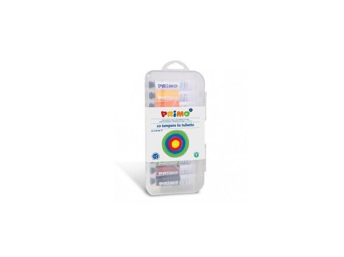 temperove barvy primo 10x18ml