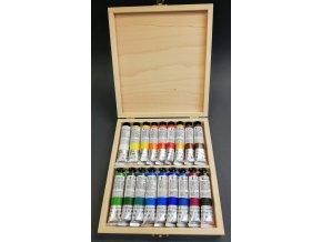 Sada olejových barev UMTON 18 x 20ml