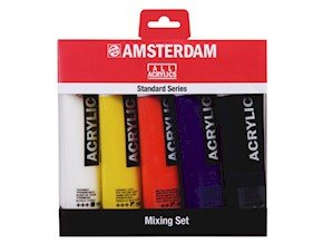 to 2305 sada amsterdam acrylic primary set 5x120ml 1