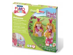 Sada Fimo kids Form & Play Princezny