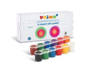 temperove barvy primo sada 12x25ml