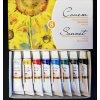Sada olejových barev Sonnet 8 x 10ml
