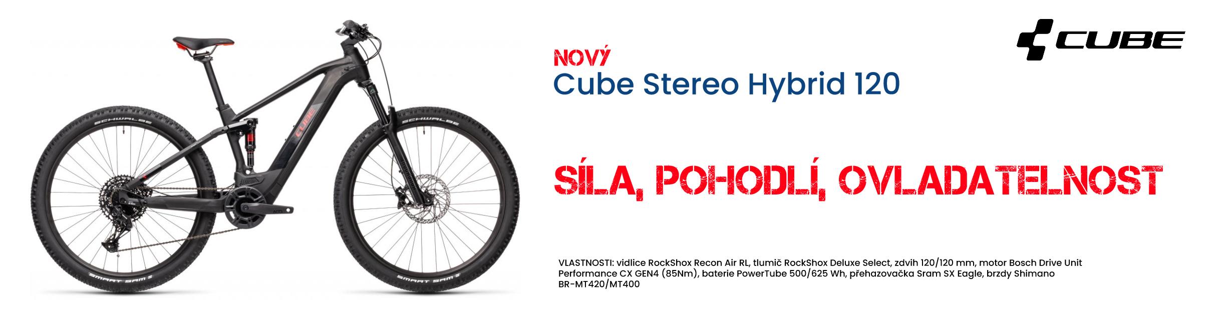 cube stereo hybrid 2021