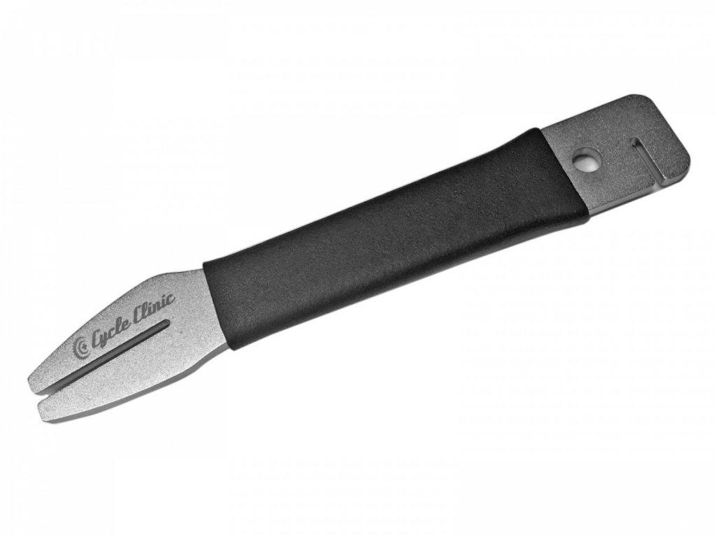 AUTHOR Nářadí rovnač kotoučů CC BR05  (černá/stříbrná)