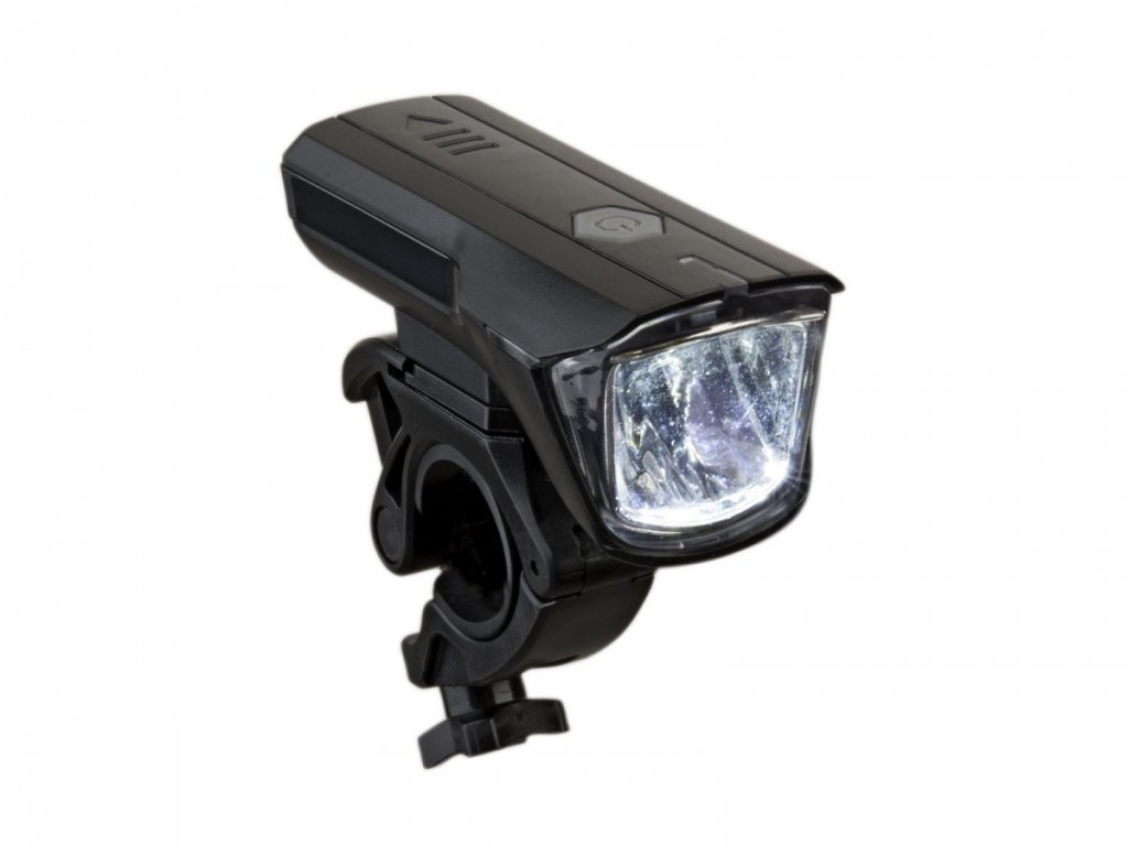 AUTHOR Světlo př. A-Xray 150 lm   (černá/stříbrná)