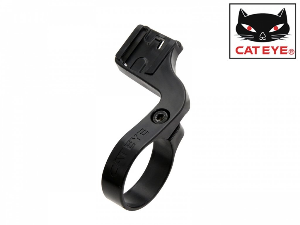 CATEYE Držák CAT pro bezdr. cyklopočítače OF-100 (#1604100)  (černá)