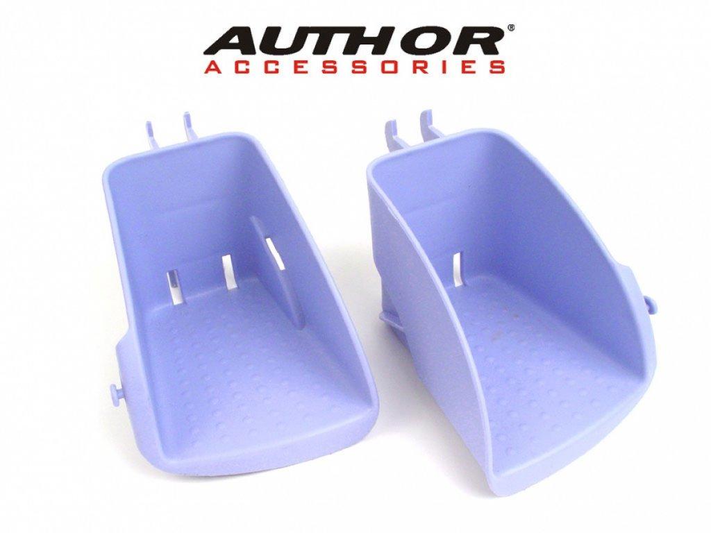 AUTHOR Opěrka nohou - model Wallaroo  (modrá)