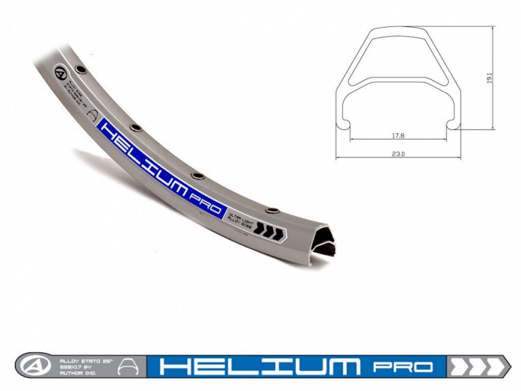 AUTHOR Ráfek ACO Helium Pro