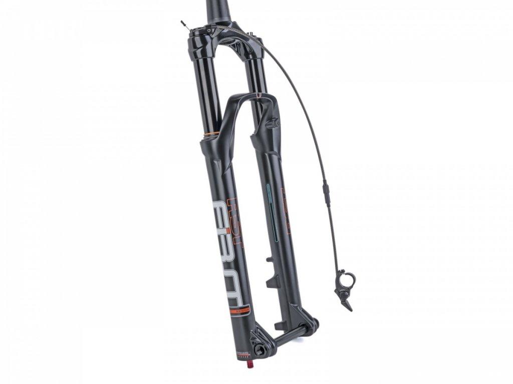 RST Vidlice RST F1RST 110-15 Air TRL 20/Taper 100mm (černá-matná)