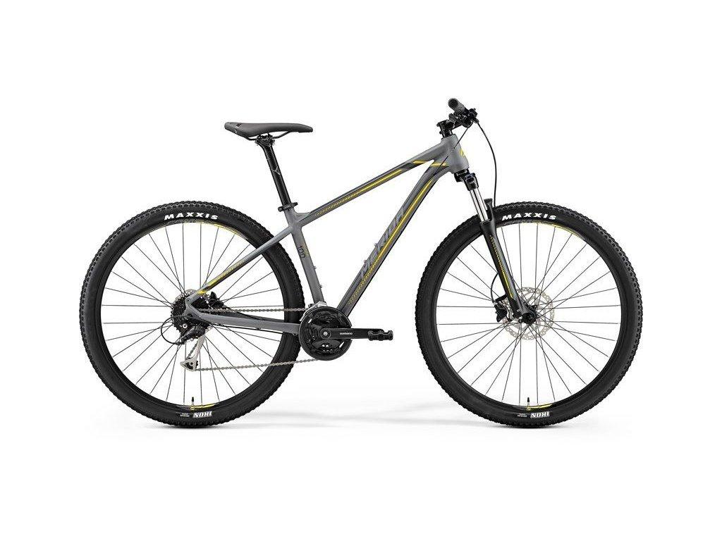 big nine 100 matt grey yellow dark grey 1