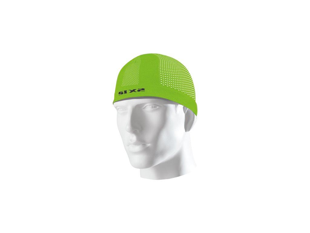 SIXS SCX čepice pod přilbu zelená