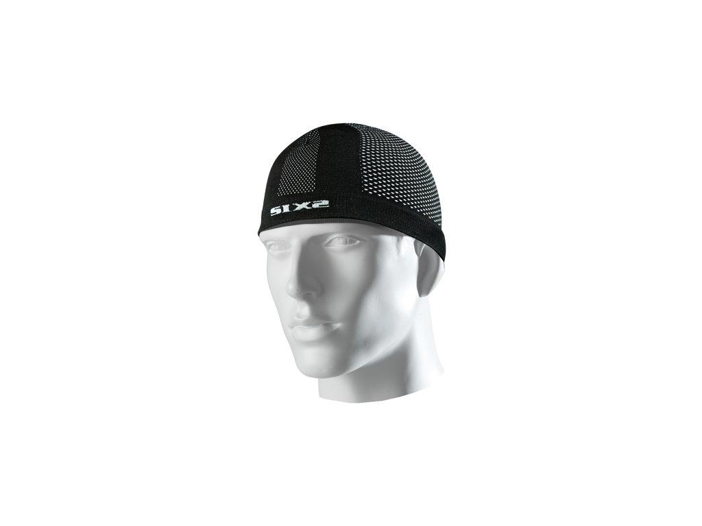 SIXS SCX čepice pod přilbu černá