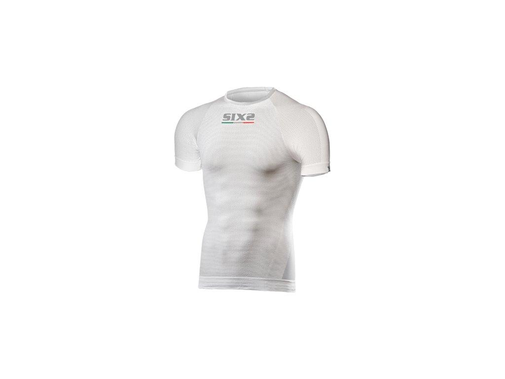 SIXS TS1L funkční odlehčené triko bílá X